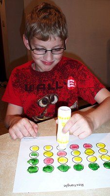 great activity for hand-eye coordination
