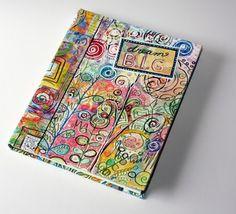 Peony and Parakeet: Dreaming Big and Art Journaling