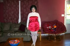 Cool Costume for Women: Betty Boop Comes to Life!... Coolest Halloween Costume Contest