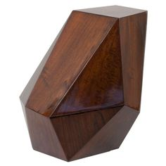 """""""Emerald"""" Contemporary Side Table by Achille Salvagni 