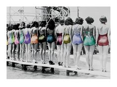 #vintage #photography #swim