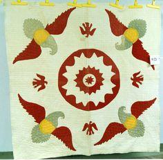 1850 Rhode Island Quilt documentation Project ~♥~