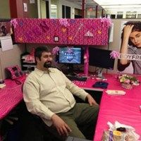 I Like What You've Done With Your Cubicle, Bob #haha #funny