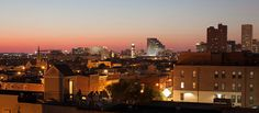 Baltimore from Balcony (Color) by jfinnerty77, via Flickr