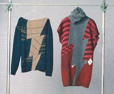 repurposed sweater