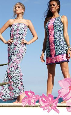 Lilly Pulitzer Spring Dresses