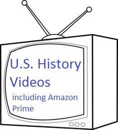 """I always like to have some history (or science) videos we can use when we need a """"down"""" day, like today with kids and bad colds. Instead of just watching the latest Disney movie or some random TV..."""