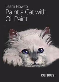 How to Paint a Cat with Oil Paint