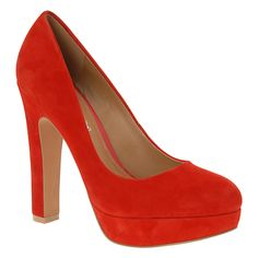 Perfect red heel