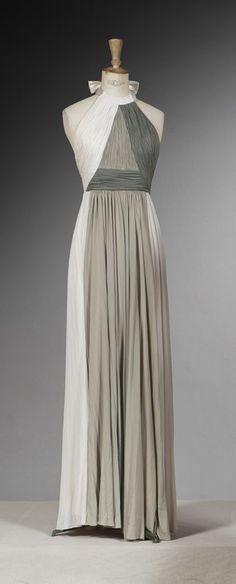 Valentino Couture Robe longue c.1970.