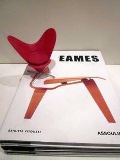 mini miniature designer chair MID CENTURY MODERN Barbie doll house furniture  Verner Panton Heart Cone Chair on Etsy, $31.00