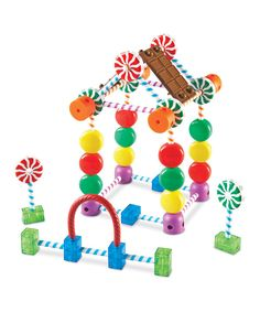Take a look at this Candy Construction on zulily today!