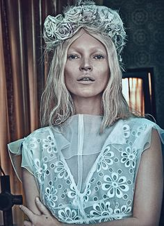 Kate Moss / W Magazine