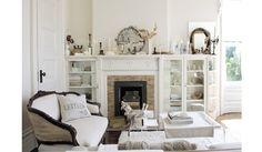 Stockholm Vitt - Interior Design: Cozy White