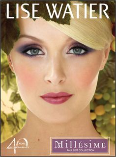 Purple Bridal Makeup
