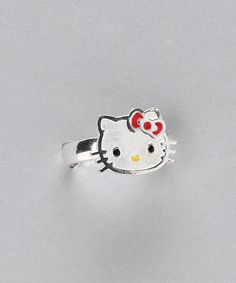 Red Bow Hello Kitty Ring (Originally $70)    $25.99 http://www.zulily.com/invite/dnet219