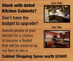 cabinet giveaway