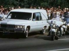 Elvis' Funeral (Long black limousine)