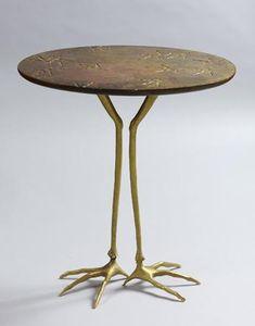Bird leg Table - Meret Oppenheim
