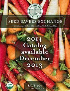 Catalog seed savers