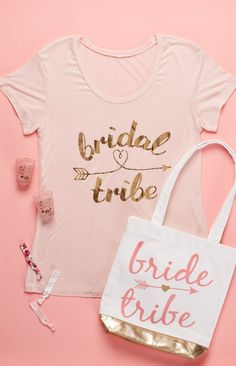 For your bridal trib