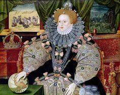 George Gower, Elizabeth I of England, the Armada Portrait