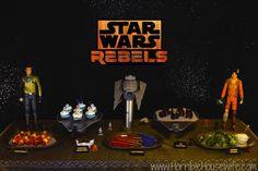 Disney Star Wars Reb
