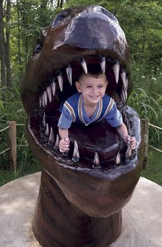 So much fun to be had for families in south-central Kentucky.... like Dinosaur World!