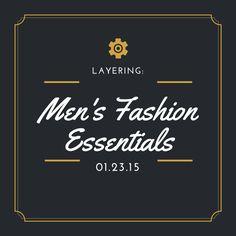 Layering: Men Winter