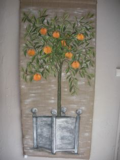 Topiary on pinterest topiaries topiary garden and ivy - Peinture sur lin ...