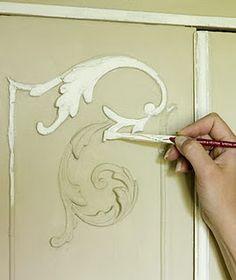 Great paint technique tutorial