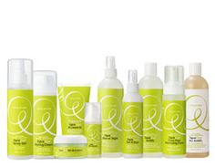 The only products that my hair loves.  I wish I lived closer to NYC b/c the Devachaun Hair Salon is a curly hair Mecca!