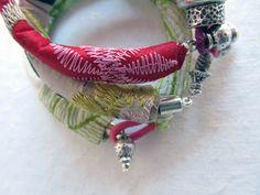.i'm in love w/fabric jewelry