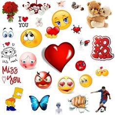New emoticons for Facebook!