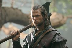 Like this if you're looking forward to seeing Chris Hemsworth as The Huntsman on June 1.