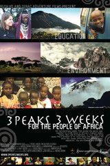 support peak, three key, climb mt, three week, film dvd, peak foundat, highest peak, mt kenya, key issu