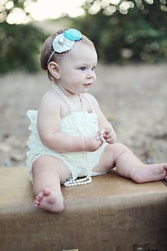 I cannot get enough of these baby rompers. Someone I know please have a girl soon :)