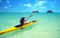 kayaking! <3