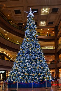 Christmas tree in Singapore