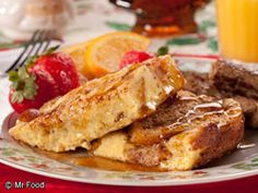 Jolly French Toast Bake - A hit with the whole family!