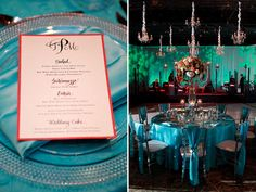 Phoenix Bride & Groom Blog filled with Inspiring Wedding Ceremony & Reception Ideas, Real Phoenix Weddings, and Phoenix Wedding Industry News » Orange and Turquoise Wedding