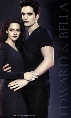 Edward & Bella - Breaking dawn part 2