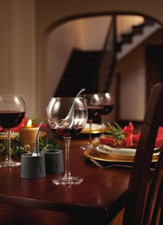Elegant and modern wine chillers from Skybar.