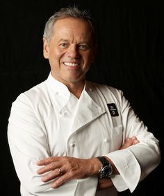 Wolfgang Puck (Austrian) Celebrity Chef and restaurateur.