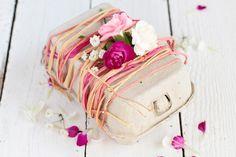 pink egg box