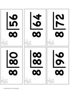Multiplication basic facts 0 12 flash cards timed test for 12 times table flash cards