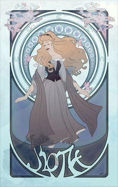 Sleeping Beauty is Sloth [Princesses as the 7 Deadly Sins]