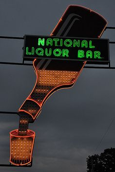 National Liquor Bar