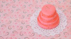 French Macarons Mini Cakes