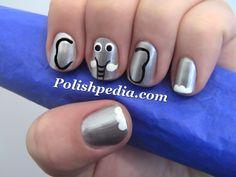 Google Image Result for http://www.polishpedia.com/images/elephant-nail-art.jpg